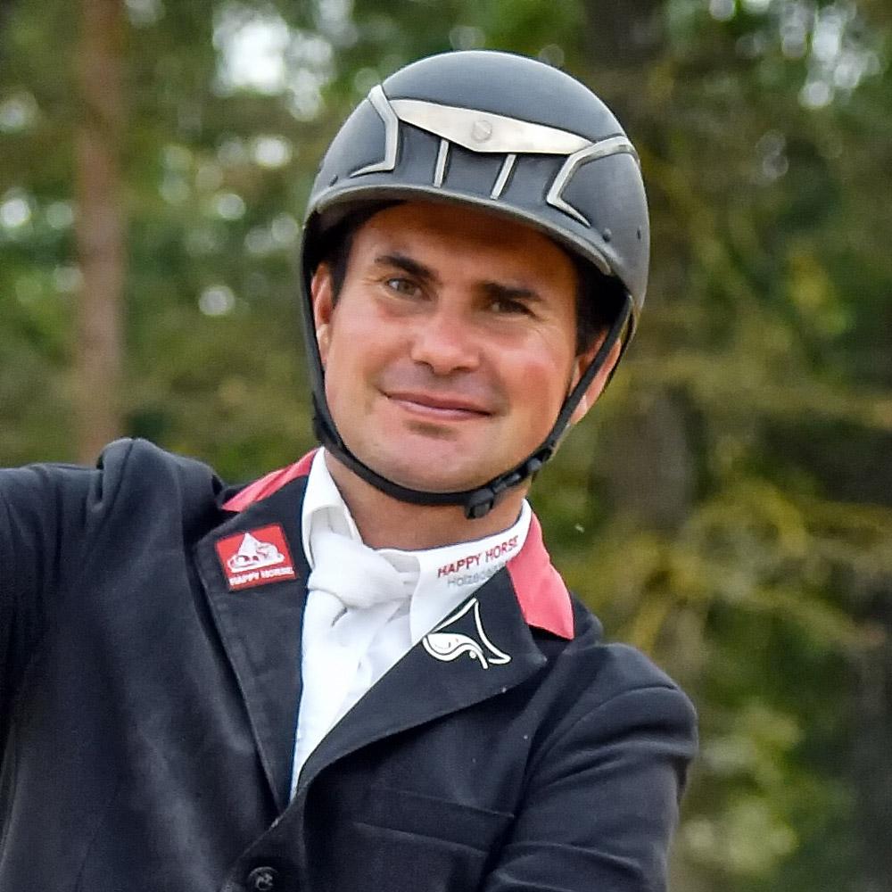 Pepi Schwarz - Team Happy Horse
