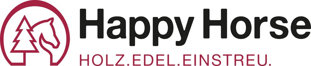 Logo Happy Horse quer