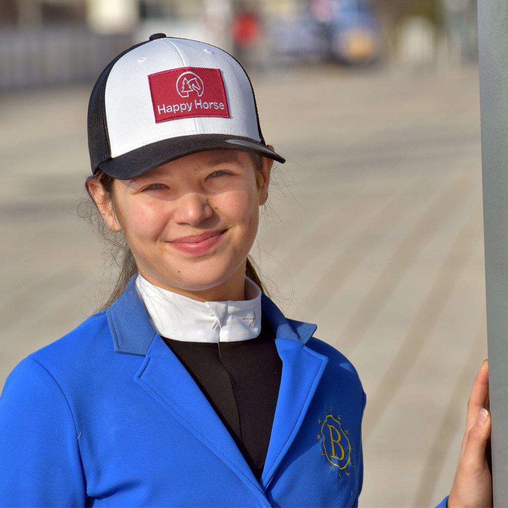 Emma Bachl - Future-Team Happy Horse - Foto: Pferdenews.eu