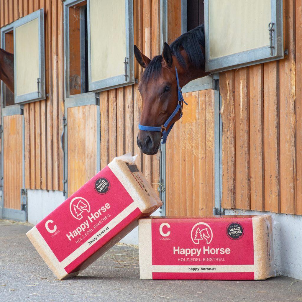 In jedem guten Stall steht Happy Horse